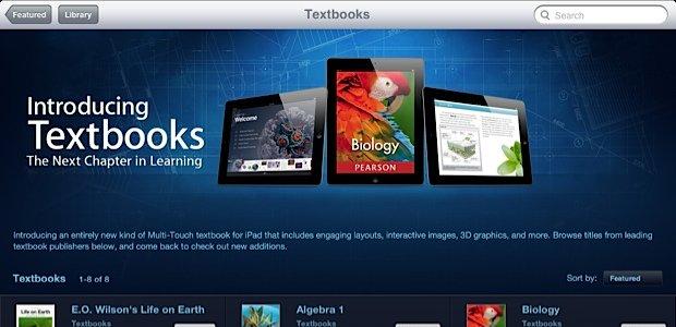 ibooks 2 buying textbooks 620px - [Video] La manière dont Apple va révolutionner le monde scolaire