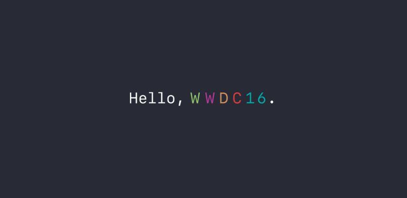 WWDC 2016 Apple - WWDC 2016: Apple Keynote (iOS 10, OS X 10.12) to follow live