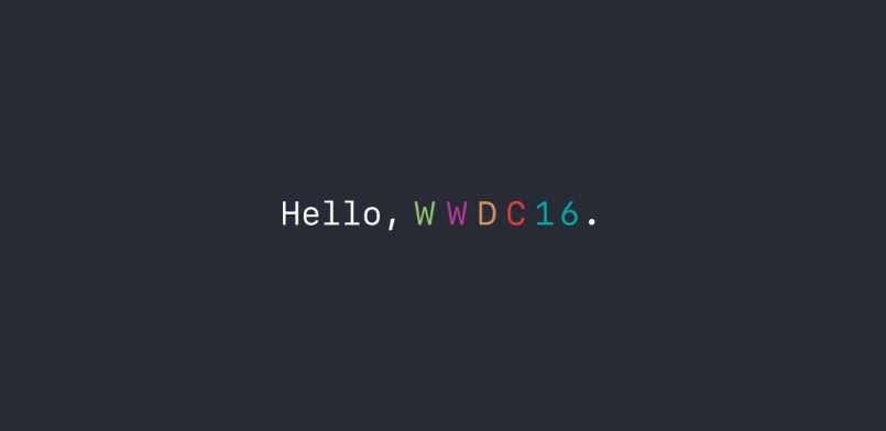 WWDC 2016 Apple - WWDC 2016 : Keynote Apple (iOS 10, OS X 10.12) à suivre en direct