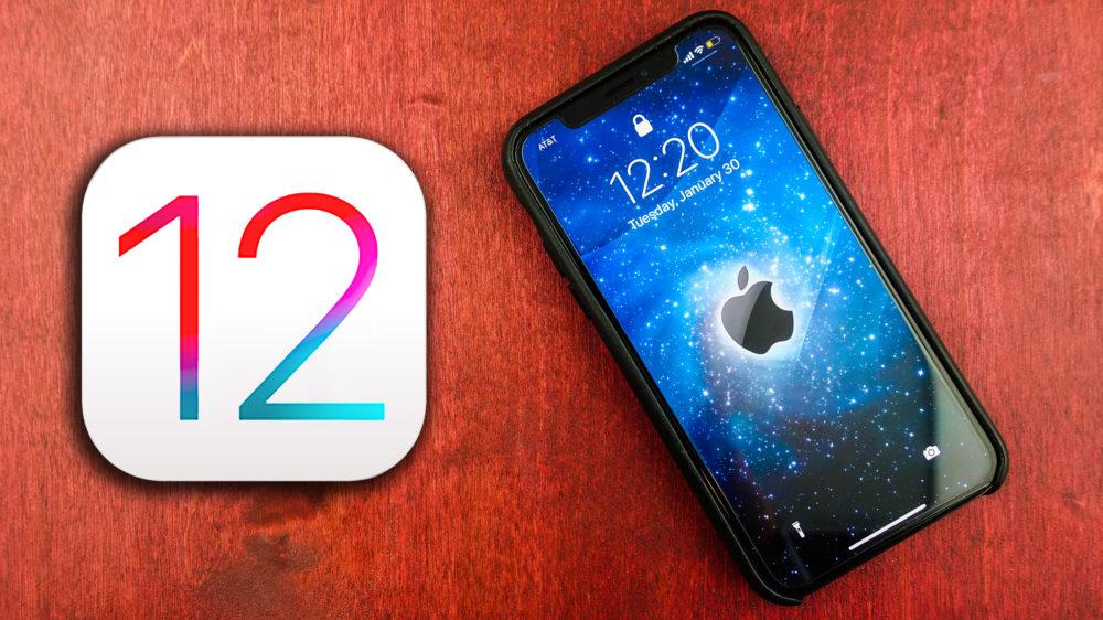 iOS 12 2 beta 4 Les nouveautés dans la nouvelle version diOS 12.2 bêta 4
