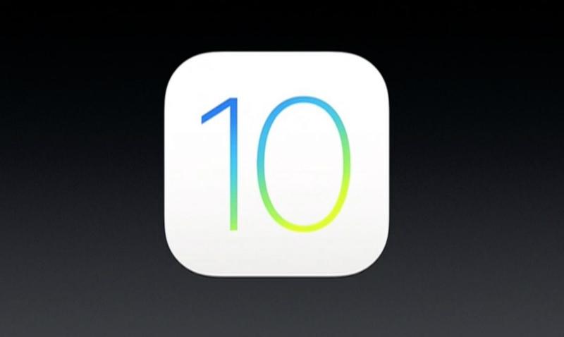 iOS 10 Logo - iOS 10 beta 1: Apple deliberately did not encrypt the kernel