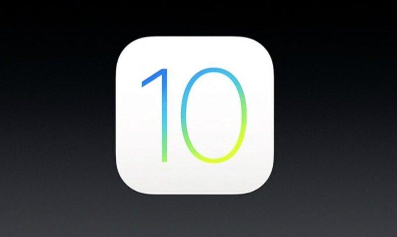 iOS 10 Logo - iOS 10 bêta 1 : volontairement, Apple n'a pas chiffré le noyau (kernel)
