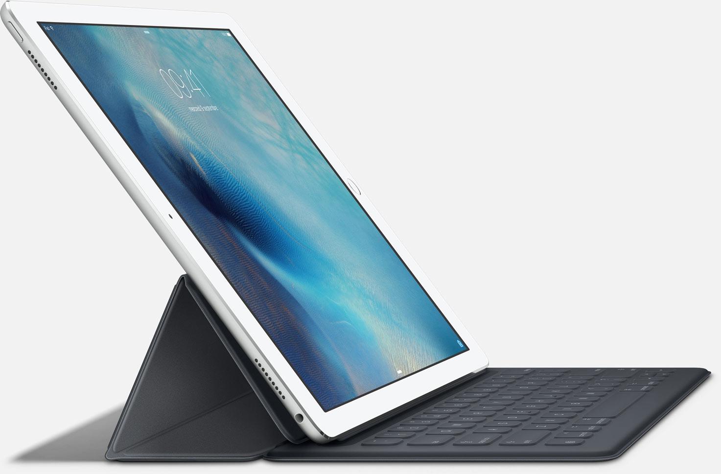 iPad Pro Smart Keyboard 1024x673 - iPad Pro : date de sortie le 11 novembre en France