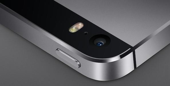 iPhone 5S Appareil photo - iPhone 6 : Sony et Apple en discussion pour l