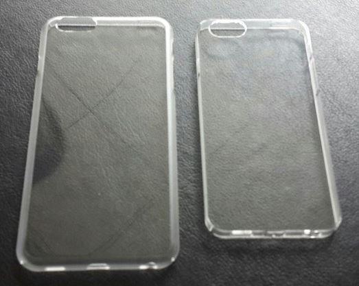 iPhone 6 coques - iPhone 6 : première photo des coques ?