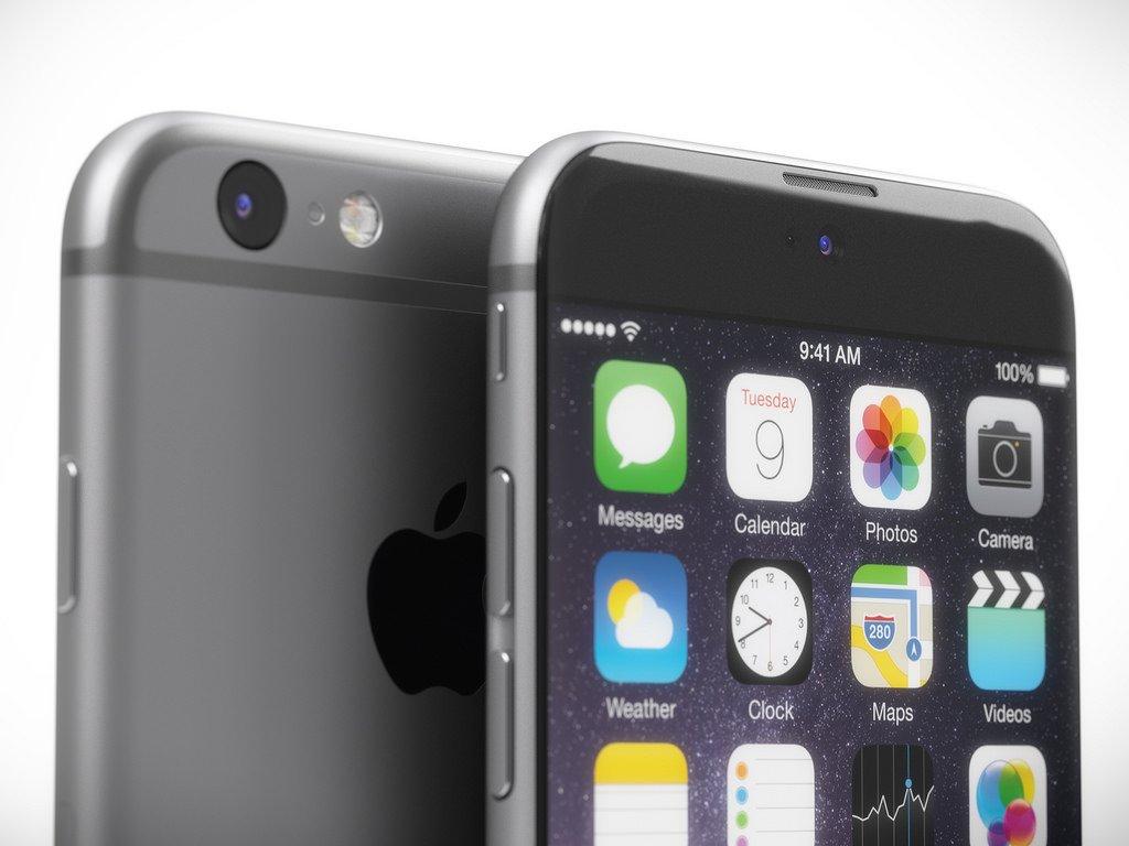 iPhone 7 concept 4 - iPhone 7 : Apple aurait commandé les pilotes de l