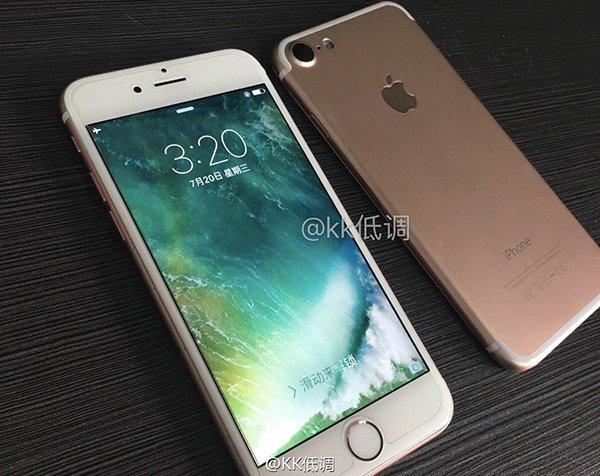 iphone 7 photos allume 2 - iPhone 7 : la date de sortie déjà connue ?