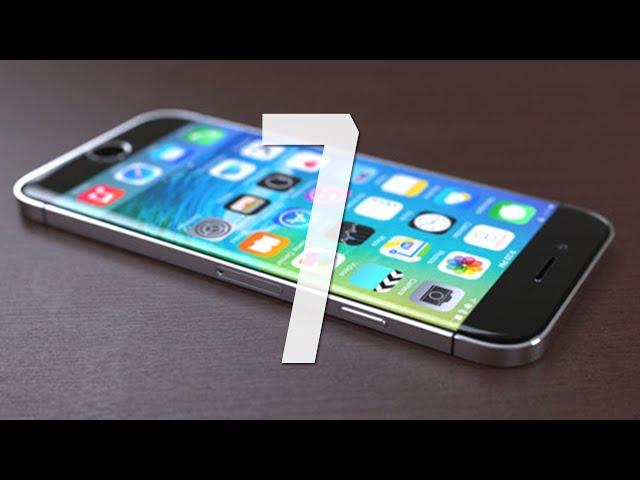 iphone 7 rumeurs - Apple souhaiterait garder le nom