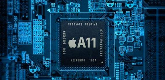 Processeur A11 Apple - iPhone 8 : une puce A11 gravée en 7 nm par TSMC ?