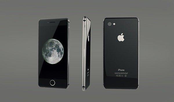 Concept iPhone 8 3 - iPhone 7S/8 de 2017 : le point sur les rumeurs