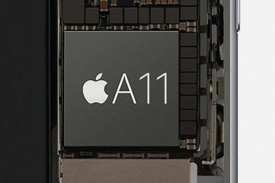 Apple A11 iPhone puce - iPhone 8 : la production de masse du processeur A11 aurait débuté