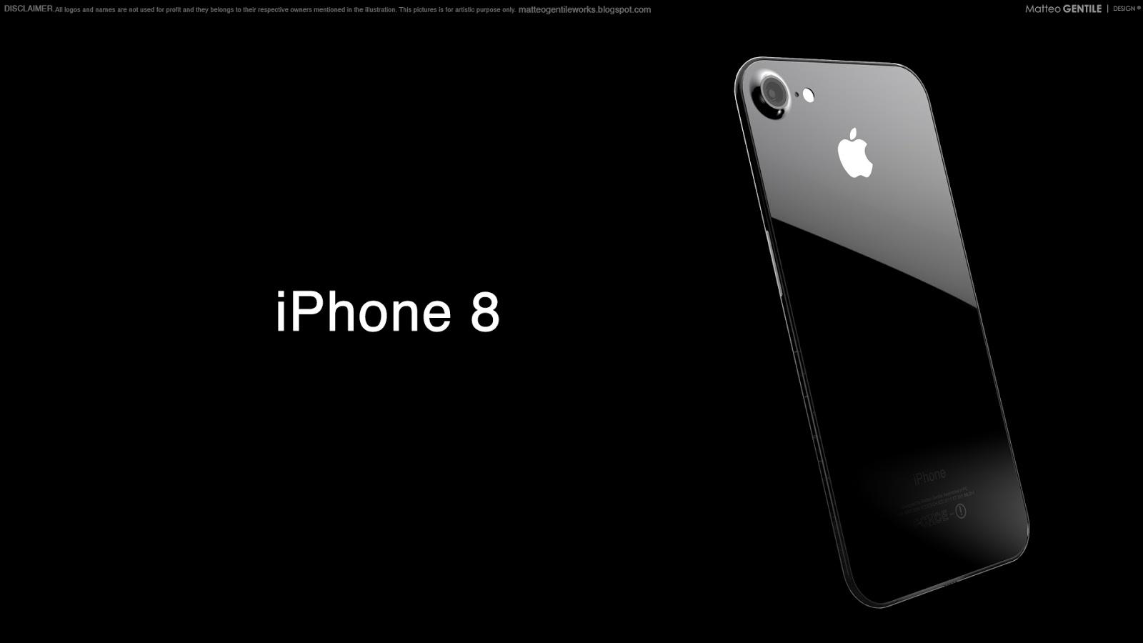 Matteo Gentile iphone 8 concept 8 1024x576 - iPhone 8 : livré sans chargeur sans fil ni adaptateur Lightning / mini-jack ?