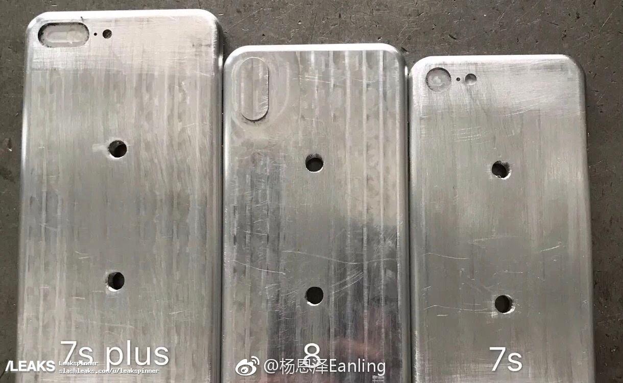 moules iphone 8 7s plus 7s 1024x630 - iPhone 8, iPhone 7S & 7S Plus : les moules se dévoilent en photo