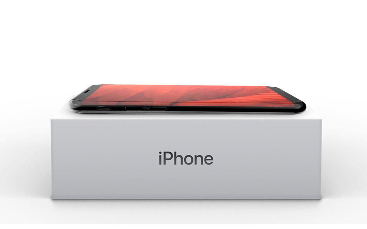 iPhone 8 X 2017 concept Tejas Pawar 8 1024x640 - iPhone 8 : la rumeur de recharge sans fil longue portée relancée