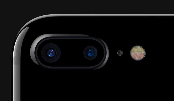 iphone 7 double capteur photo arriere - iPhone de 2018 : des capteurs photo supérieurs à 12 Mpx à l