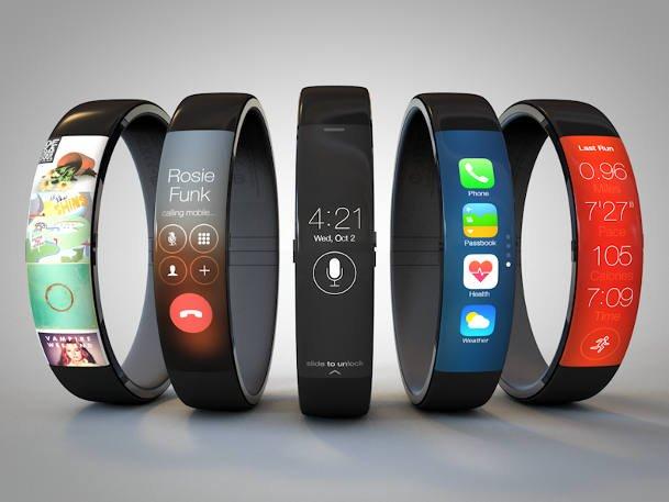 iwatch concept todd hamilton - iWatch : sublime concept de la future smartwatch d