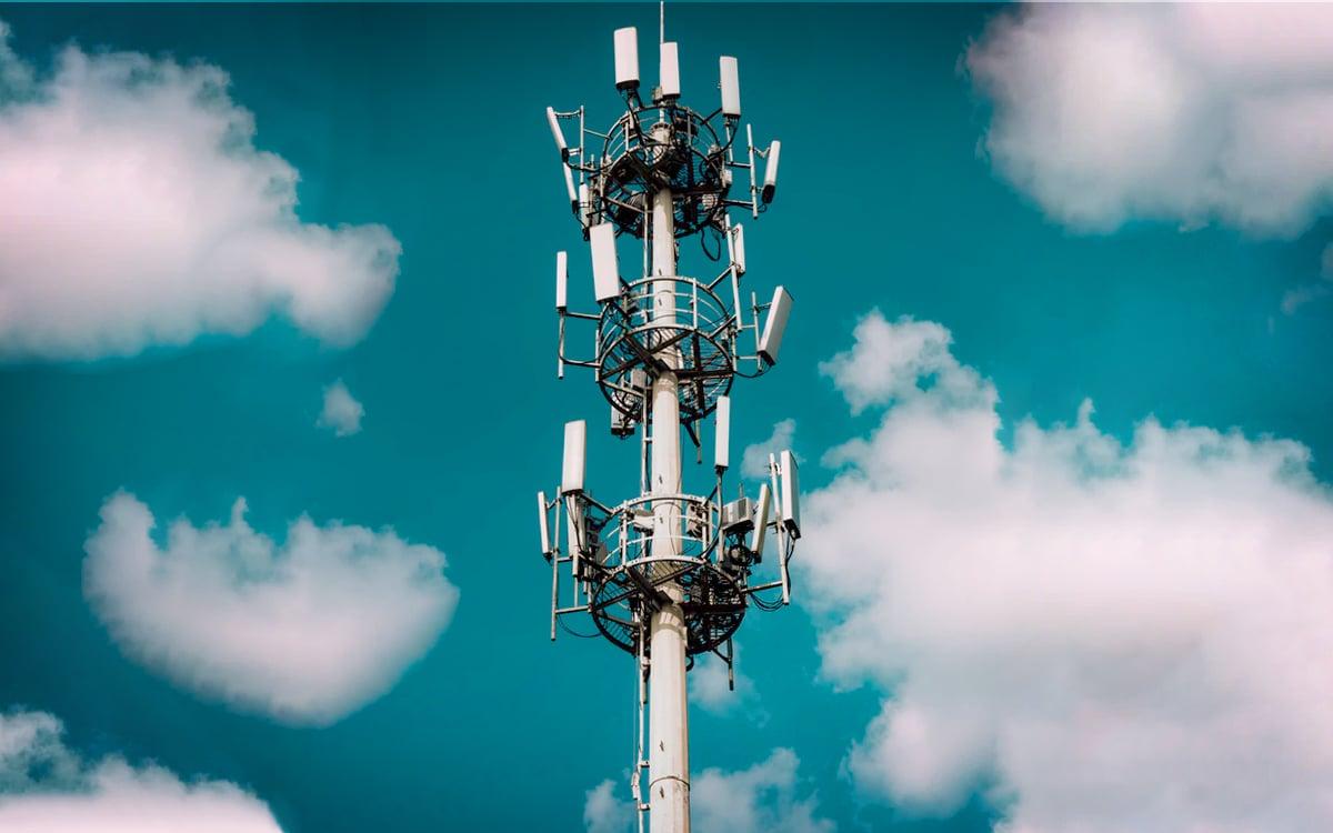 Tour antennes 5G