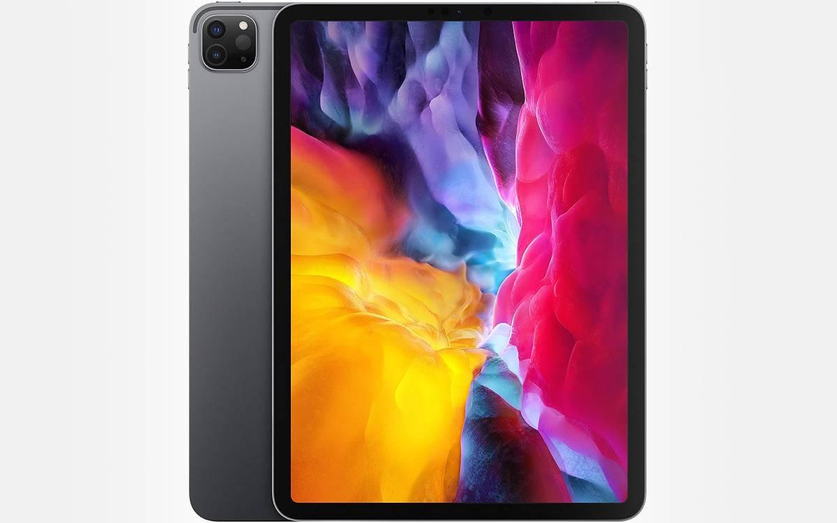 Apple iPad Pro 11 modèle 2020 en promo pour le Black Friday