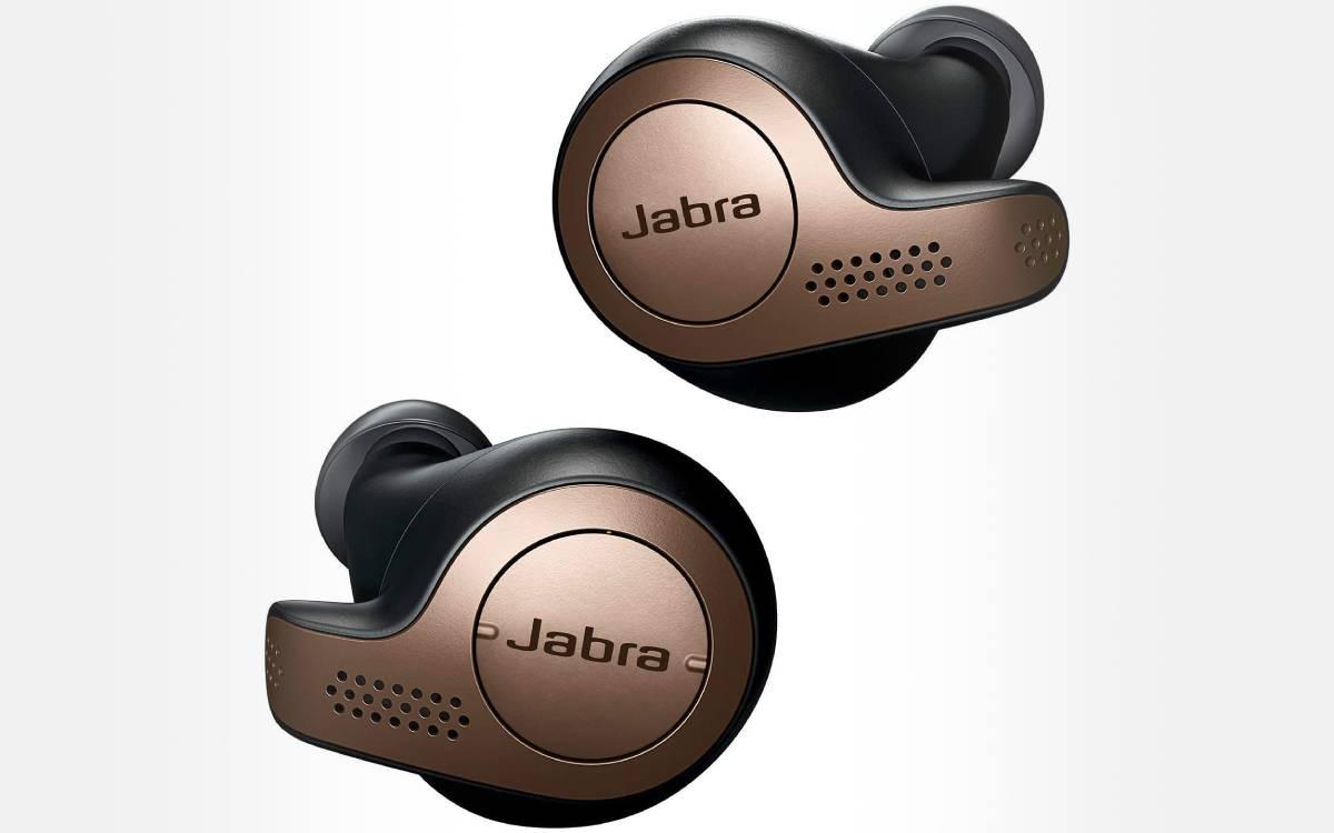 écouteurs Jabra Elite 65t en promo