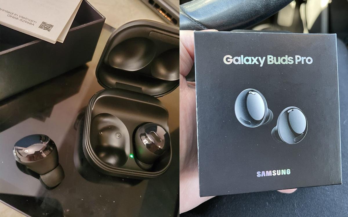 galaxy buds pro photos
