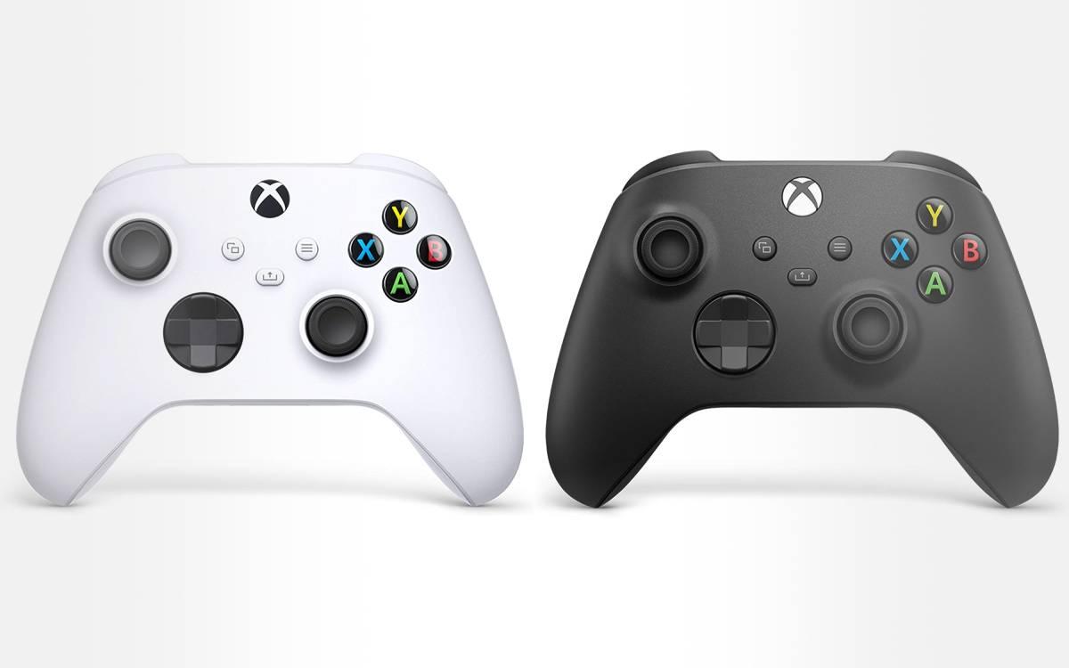 manette Xbox Series en offre de reprise chez Micromania
