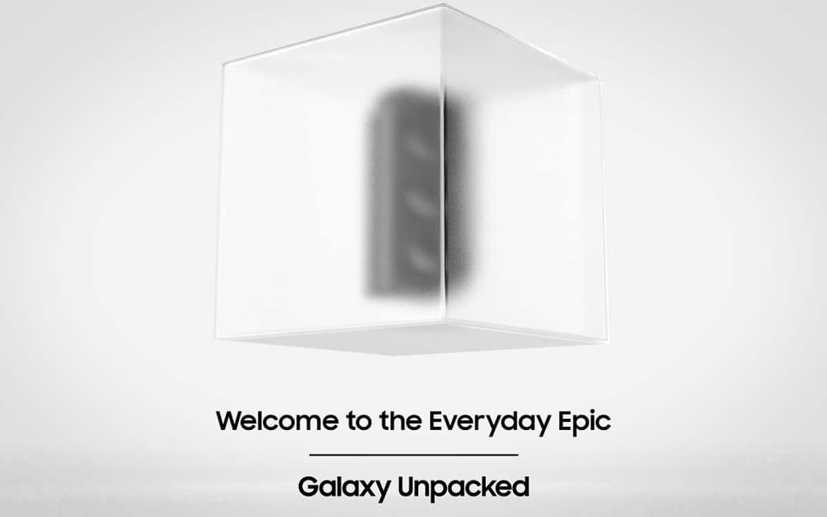 Samsung Galaxy S21 Unpacked 2021