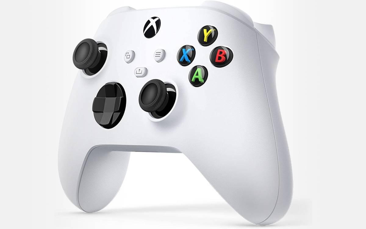 manette sans fil Xbox Series pas chère